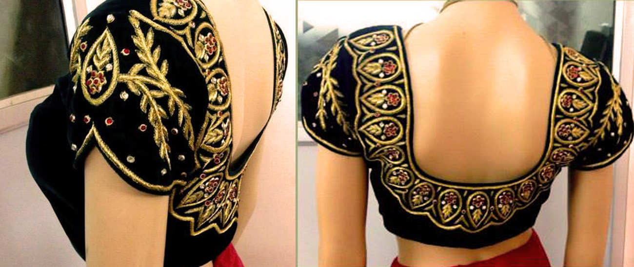 Back Neck Pattern