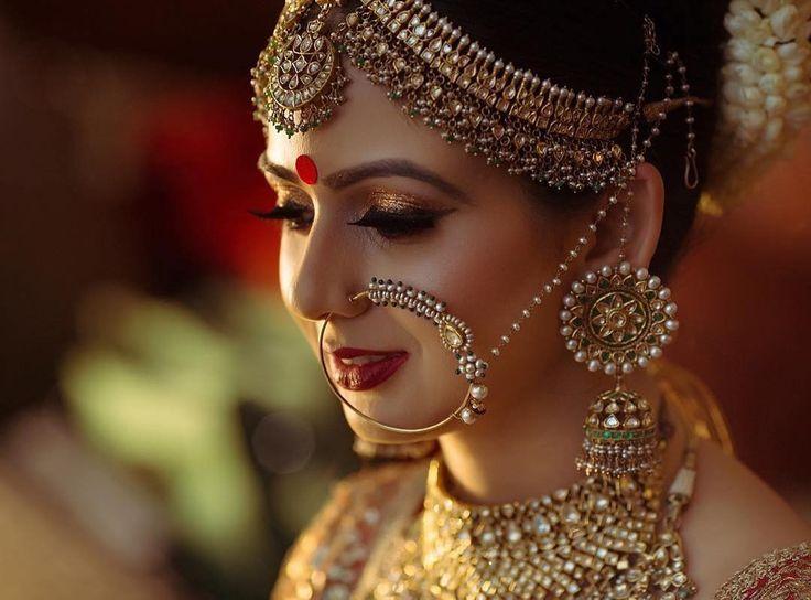 556132fb6623 13 Top & Best Indian Wedding Jewellery Trends for 2018-19 | SadiByah