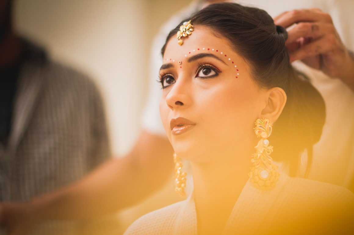 Makeup Mistakes for Brides